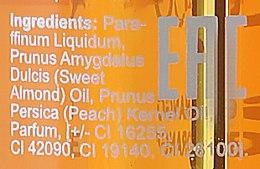 Ulei pentru unghii și cuticule - Silcare The Garden Of Colour Mango Orange — Imagine N3