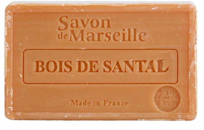 """Săpun natural """"Lemn de santal"""" - Le Chatelard 1802 Sandal Wood Soap"""