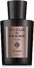 Parfumuri și produse cosmetice Acqua di Parma Colonia Leather Eau de Cologne Concentrée - Apă de colonie