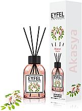 """Parfumuri și produse cosmetice Difuzor de aromă """"Salcâm"""" - Eyfel Perfume Reed Diffuser Acacia"""