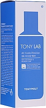 Parfumuri și produse cosmetice Emulsie pentru ten acneic - Tony Moly Tony Lab AC Control Emulsion