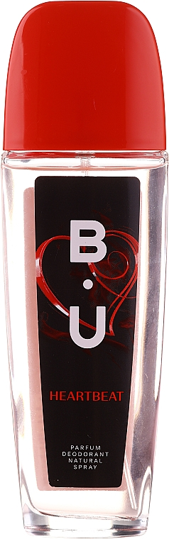 B.U. Heartbeat - Deodorant spray — Imagine N1