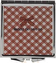 Parfumuri și produse cosmetice Oglindă de buzunar 85604, 6cm - Top Choice Beauty Collection Mirror