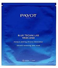 Parfumuri și produse cosmetice Mască-peeling de față - Payot Blue Techni Liss Week-End