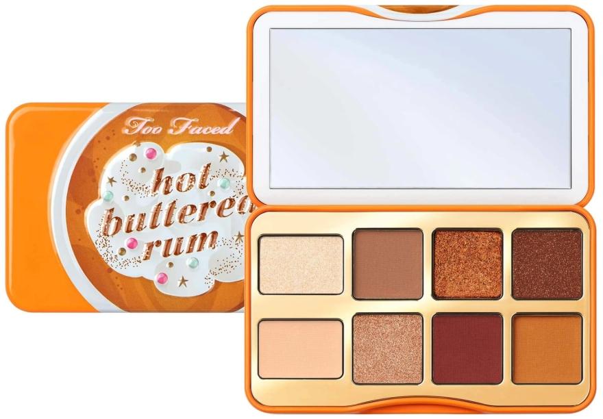Paletă farduri de ochi - Too Faced Hot Buttered Rum Eye Shadow Palette — Imagine N4