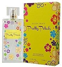 Parfumuri și produse cosmetice Ellen Tracy Pretty Petals - Apă de parfum (tester cu capac)