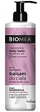 Parfumuri și produse cosmetice Balsam revitalizant pentru corp - Farmona Biomea Regenerating Body Balm