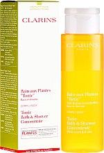 Parfumuri și produse cosmetice Spuma de baie - Clarins Tonic Bath & Shower Concentrate