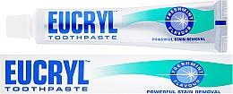 Parfumuri și produse cosmetice Pastă de dinți - Eucryl Freshmint Smokers Toothpaste