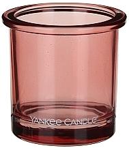 Parfumuri și produse cosmetice Sfeșnic pentru lumânare votivă - Yankee Candle POP Coral Tealight Votive Holder