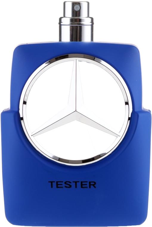 Mercedes-Benz Mercedes Benz Man Blue - Apă de toaletă (tester fără capac)
