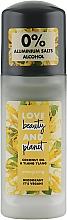"Parfumuri și produse cosmetice Deodorant roll-on ""Flori Ylang-Ylang și Cocos"" - Love Beauty&Planet Deodorant Roller Coconut Oil And Ylang Ylang"