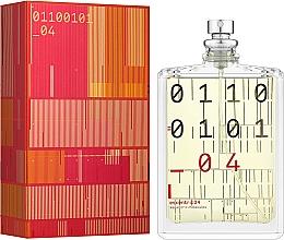 Parfumuri și produse cosmetice Escentric Molecules Escentric 04 - Apă de toaletă