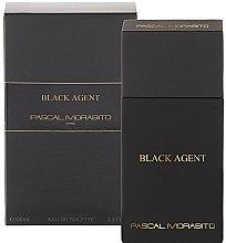 Parfumuri și produse cosmetice Pascal Morabito Black Agent - Apă de toaletă