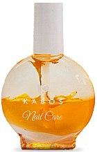 Parfumuri și produse cosmetice Ulei pentru unghii și cuticule - Kabos Nail Oil Yellow Flowers