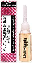 Parfumuri și produse cosmetice Fiole pentru păr - Nuggela & Sule`' Multivitamin Energy Ampoule