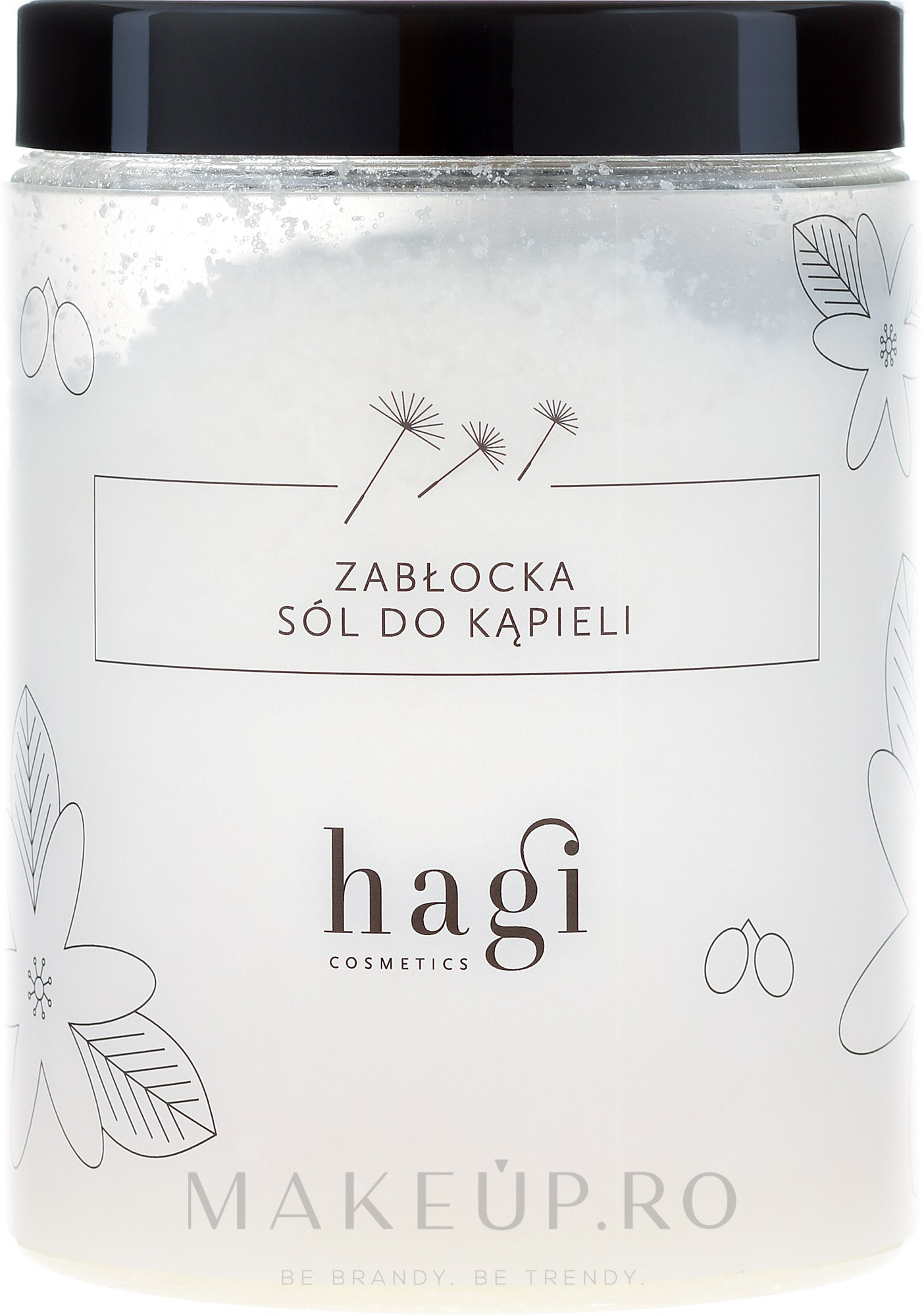 Sare de baie - Hagi Bath Salt — Imagine 1200 g