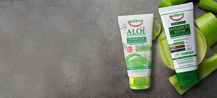 La achiziționarea produselor Equilibra începând cu suma de 35 RON, primești cadou un șampon