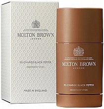 Parfumuri și produse cosmetice Molton Brown Re-Charge Black Pepper Deodorant - Deodorant