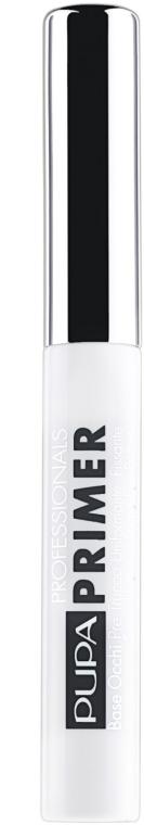 Bază de machiaj pentru ochi - Pupa Professionals Smoothing And Fixing Eye Primer — Imagine N1