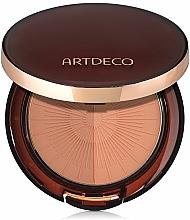 Parfumuri și produse cosmetice Pudră bronzantă - Artdeco Bronzing Powder Compact Long-Lasting