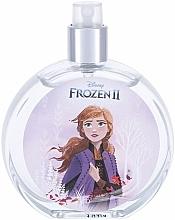 Parfumuri și produse cosmetice Disney Frozen II Anna - Apă de toaletă (tester cu capac)