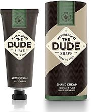 Parfumuri și produse cosmetice Cremă de ras - Waterclouds The Dude Shave Cream