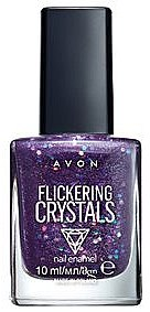 Lac de unghii - Avon Flickering Crystals — Imagine N1