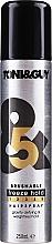 Parfumuri și produse cosmetice Spray pentru aranjarea părului - Toni & Guy Brushable Freeze Hold 5 Hairspray