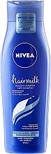 Parfumuri și produse cosmetice Șampon cu proteine din lapte pentru părul normal - Nivea Normal Hair Milk Shampoo