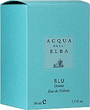 Parfumuri și produse cosmetice Acqua Dell Elba Blu Donna - Apă de toaletă