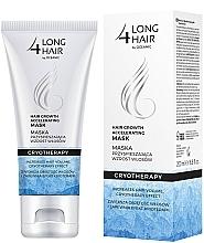 Parfumuri și produse cosmetice Mască de păr - Long4Lashes Hair Ice Mask