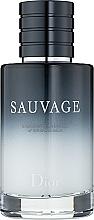 Parfumuri și produse cosmetice Dior Sauvage - Balsam după ras