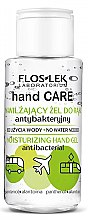 Parfumuri și produse cosmetice Gel antibacterian de mâini - Floslek Hand Care Moisturizing Hand Gel