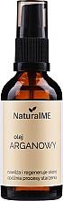 Parfumuri și produse cosmetice Ulei de argan - NaturalME (cu dozator)