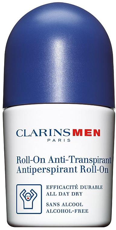 Deodorant roll-on - Clarins Men Deodorant Roll — Imagine N1