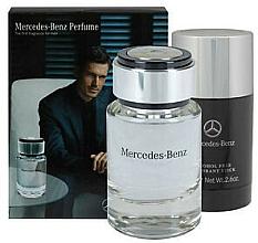 Parfumuri și produse cosmetice Set - Mercedes-Benz Mercedes-Benz For Men (edt/75ml + deo/75g)