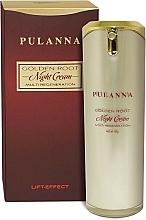 Parfumuri și produse cosmetice Cremă de noapte multi-regeneratoare pentru față - Pulanna Golden Root Multi-Regeneration Night Cream