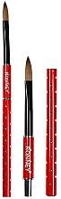 Parfumuri și produse cosmetice Pensulă pentru manichiură, RN 00442 - Ronney Professional Acrylic Nail Art Brush №10