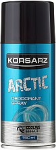 Parfumuri și produse cosmetice Deodorant - Pharma CF Korsarz Arctic Deodorant