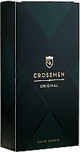 Parfumuri și produse cosmetice Coty Crossmen Original - Apă de toaletă