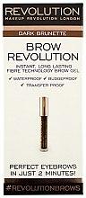 Parfumuri și produse cosmetice Gel pentru sprâncene - Makeup Revolution Brow Revolution Brow Gel