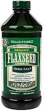 Parfumuri și produse cosmetice Ulei de in - Holland & Barrett Flaxseed Oil