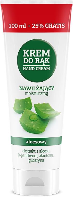Cremă hidratantă Aloe Vera pentru mâini - VGS Polska Moisturizing Aloe Hand Cream