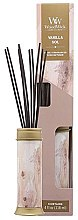 Parfumuri și produse cosmetice Difuzor aromatic - WoodWick Reed Diffuser Vanilla Sol