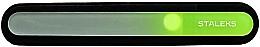 Parfumuri și produse cosmetice Pilă de unghii din cristal, FBC-12-195, verde deschis - Staleks
