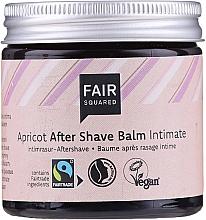 Parfumuri și produse cosmetice Balsam după ras - Fair Squared Apricot After Shave Balm Intimate