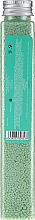 "Sare de baie ""Măr verde"" - IDC Institute Bath Pearls Green Apple — Imagine N2"