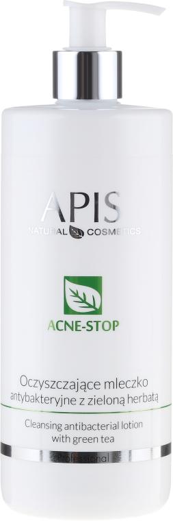 Loțiune pentru curățarea tenului - APIS Professional Cleansing Antibacterial Lotion