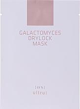 Parfumuri și produse cosmetice Mască de țesut cu galactamiceliu - Ultru I'm Sorry For My Skin Galactomyces Drylock Mask